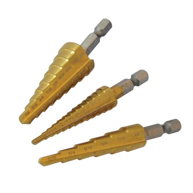 Step & Taper Drills