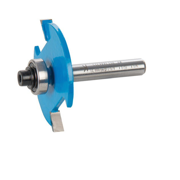 """1/4"""" Router Cutters"""