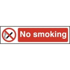 No Smoking & Prohibition
