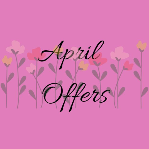 April Deals